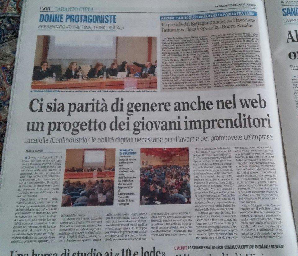 Gazzetta del Mezzogiorno_ed Taranto 10mar2016