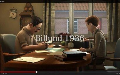 La storia della LEGO® in un video animato da sogno!