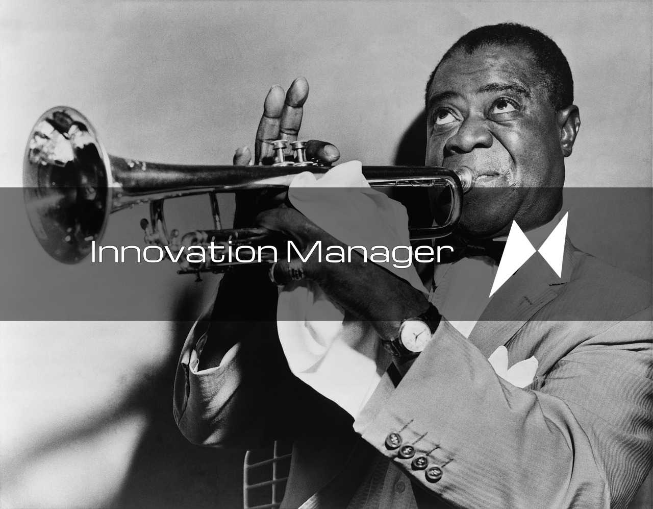 Innovation Manager come il leader di un'orchestra jazz