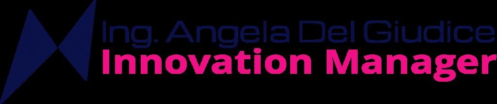Logo Ing. Angela Del Giudice Innovation Manager