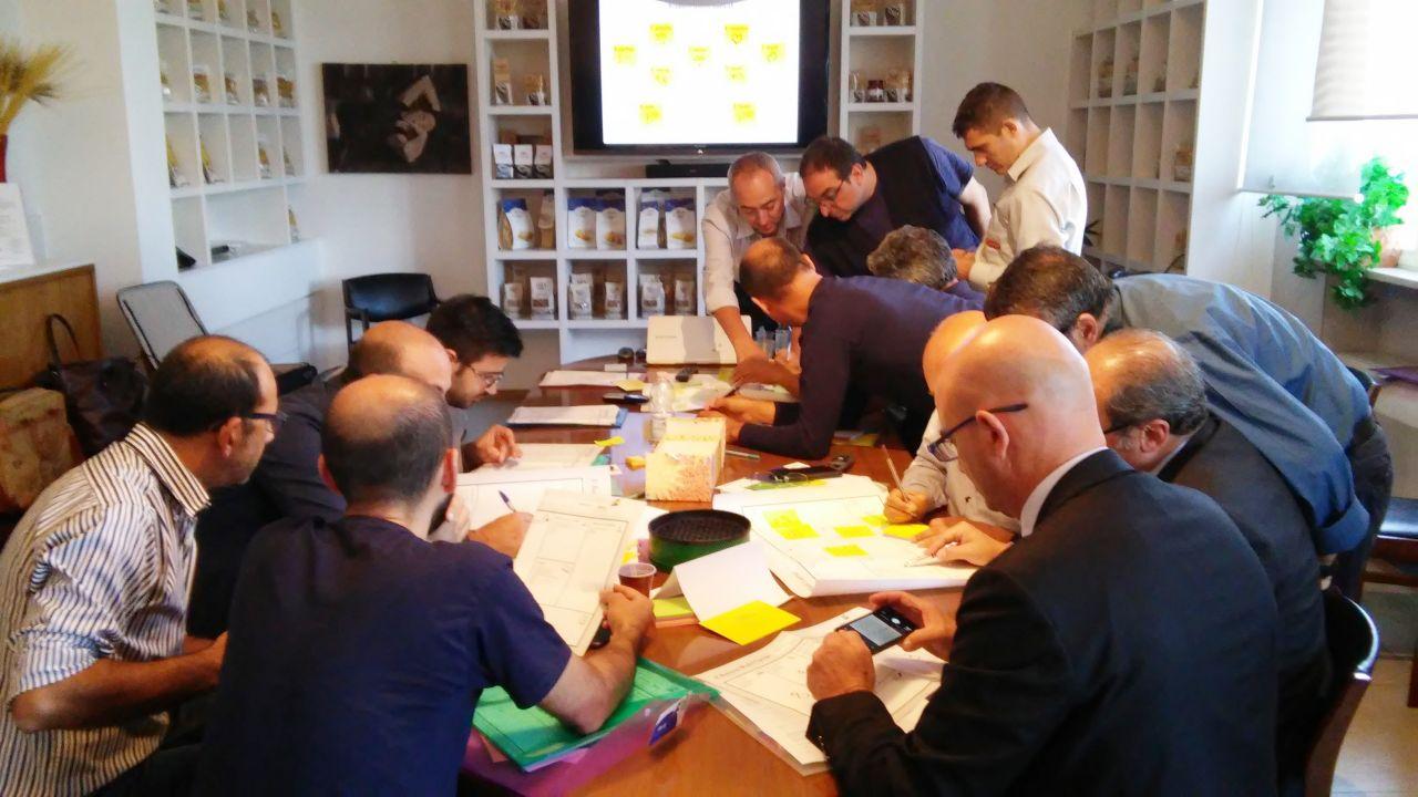 Business Model Workshop_Granoro_formazione