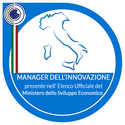 Innovation Manager MiSE_badge