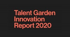 Innovation Report 2020 del Talent Garden